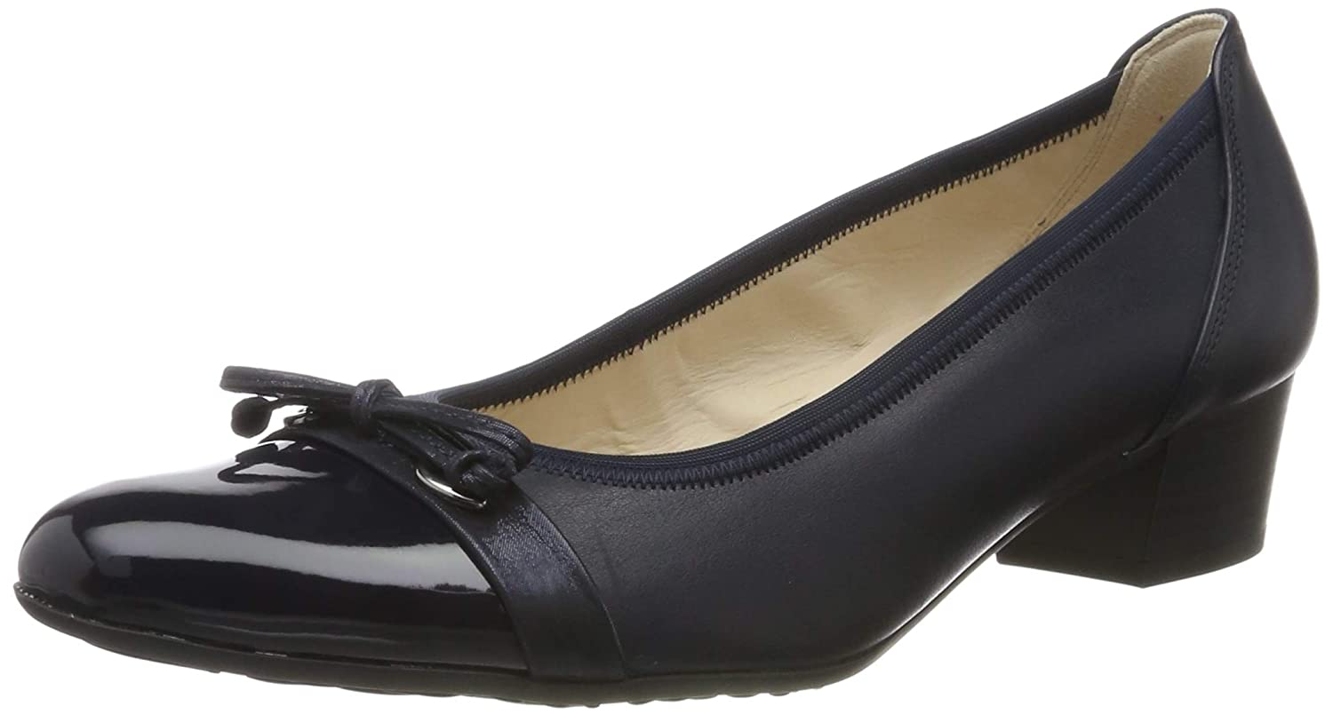 Blau (Midnight Ocean 66) Gabor Damen Comfort Fashion Pumps