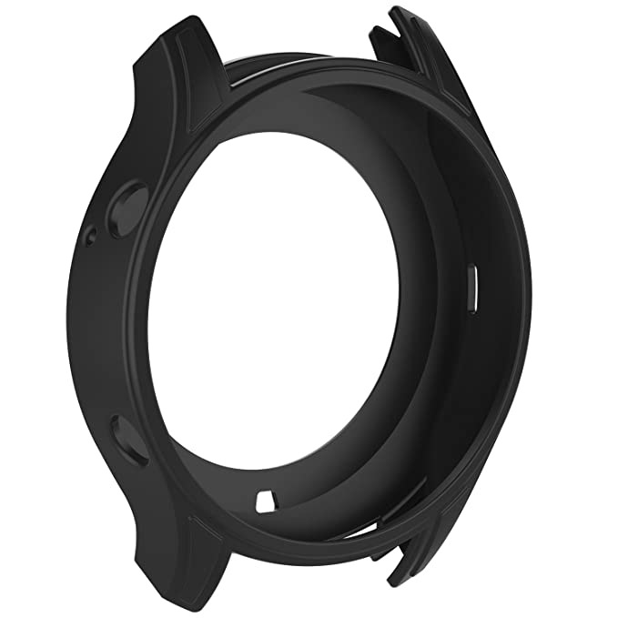 XIHAMA coque de boîtier pour montre connectée Samsung Gear S3 Classic SM-R770, résistant aux chocs et aux égratignures: Amazon.fr: High-tech