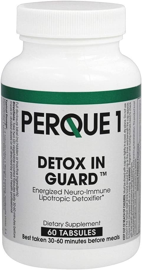 Perque – Detox IN Guard 60 tabs