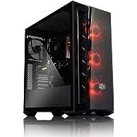 ADMI Gaming PC: i7 8700, RTX 2060, 16GB 2400MHz, 240GB SSD, 2TB HDD, MB520 Case, 700W PSU, Wifi, Windows 10