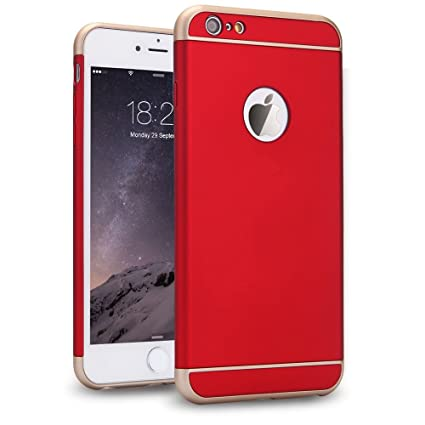 custodia iphone 6s red