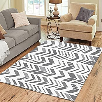 Amazon Com Mainstays Hayden Geometric Contemporary And