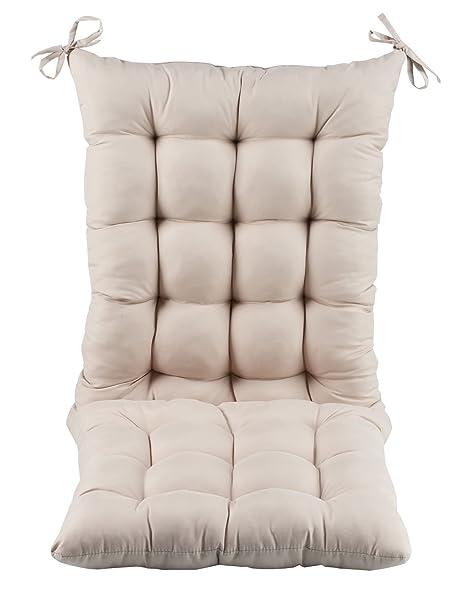 Microfiber Rocking Chair Cushion Set By OakRidge ComfortsTM
