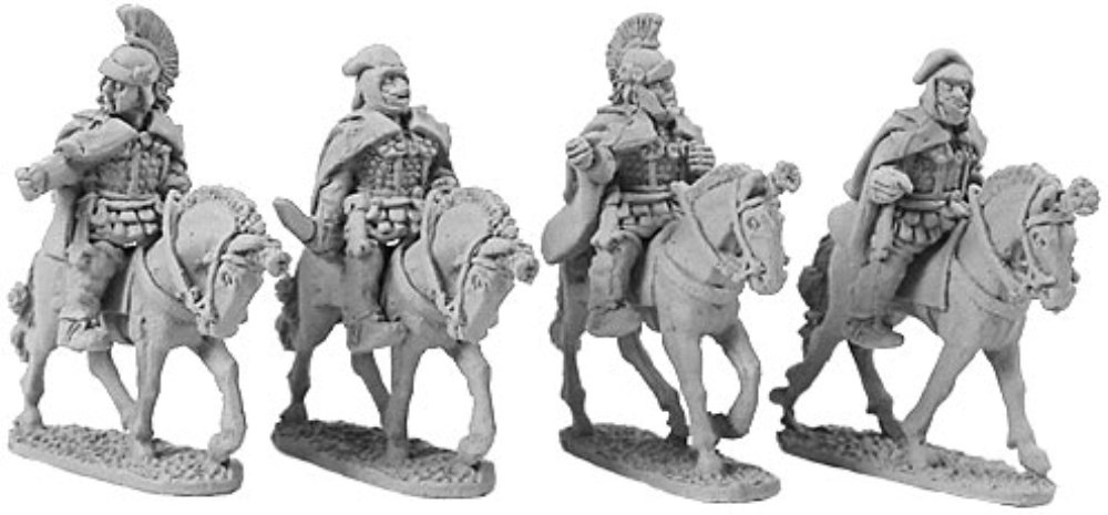 Xyston Persian Generals