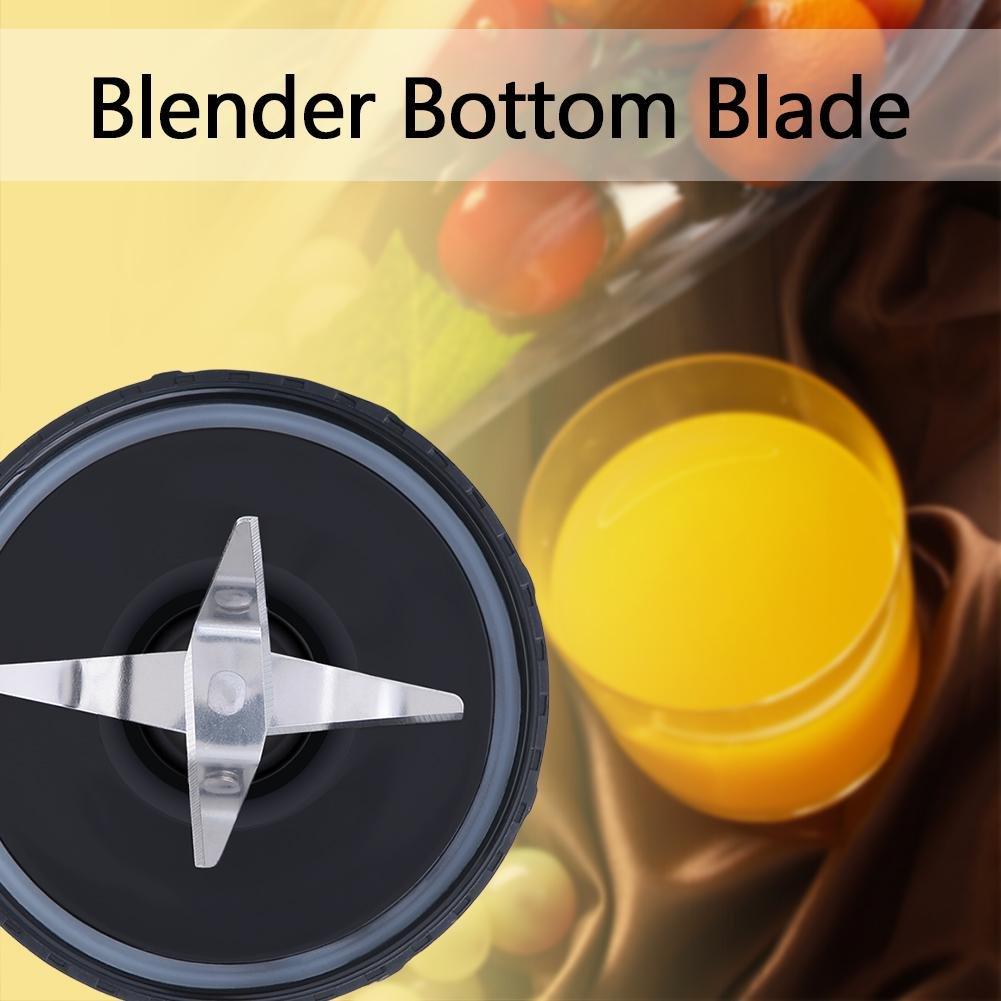 250W/&Cross Replacement Bottom Blade,Metal /& Plastic Constructed Juice Extractor Bottom Blade Blender for Juicer Replacement