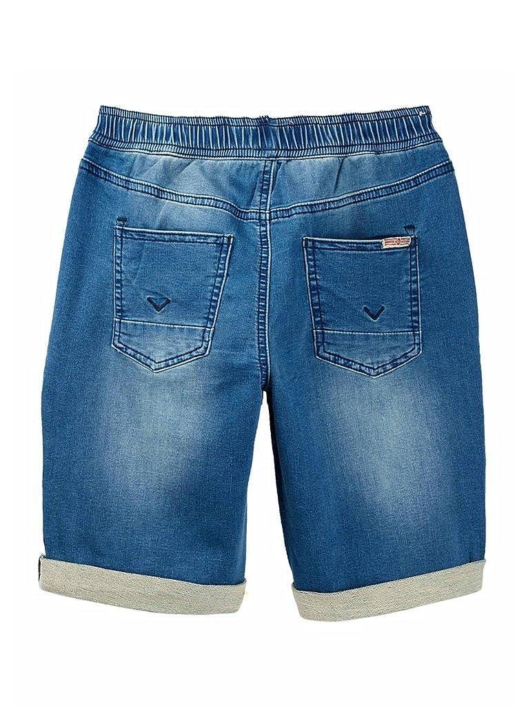 Hudson Knit Jogger Short Big Boys