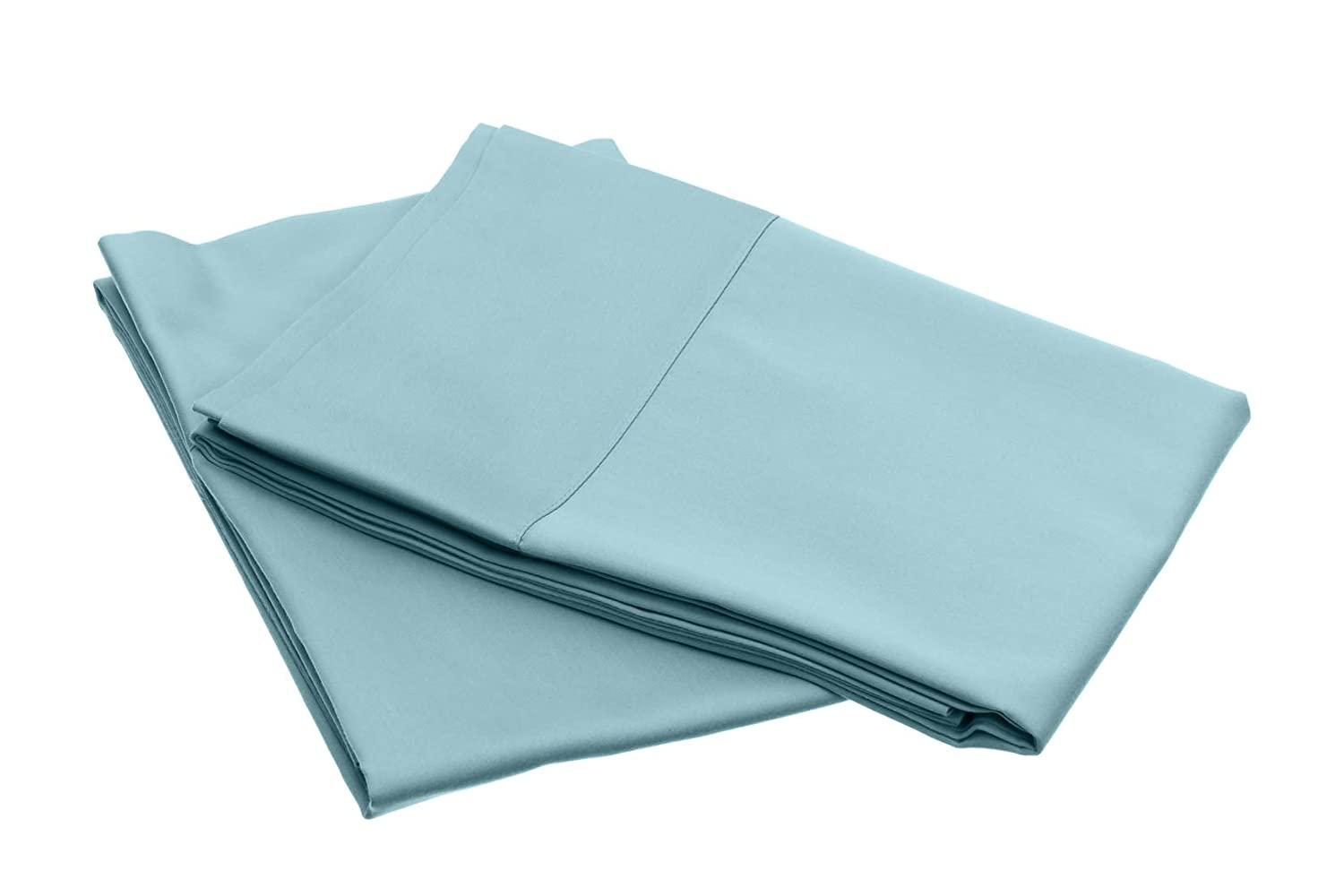Amazon.com: Outlast Temperature Regulating Hypoallergenic Sheet Set – 300 Thread Count, 40%, 60% Cotton Sateen Weave, Lake Blue, Cal King: Home & Kitchen