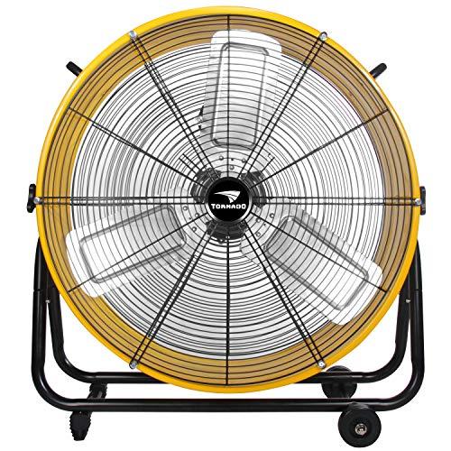 6 high velocity fan - 1