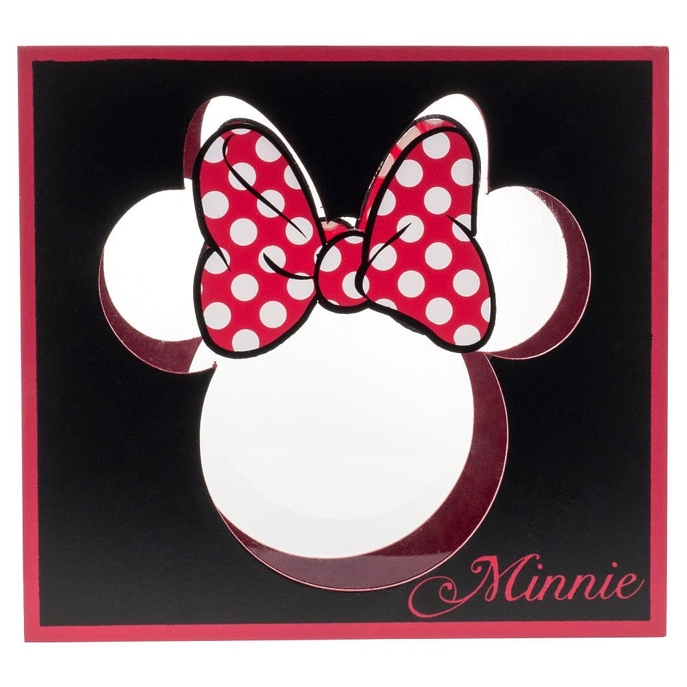 Minnie Mouse Classic Wood Bank
