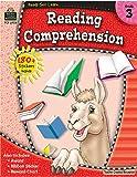 Reading Comprehension, Grade 3, Teacher Created Resources Staff, 1420659294