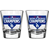 Boelter Los Angeles Dodgers 2020 World Series Champions Shot Glass