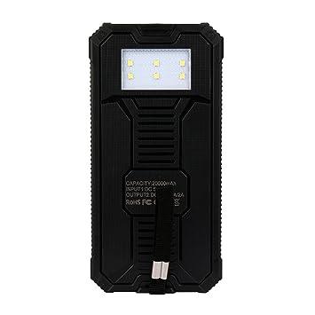 Saingace(TM)) - Batería Externa de 20000 mAh, Cargador ...