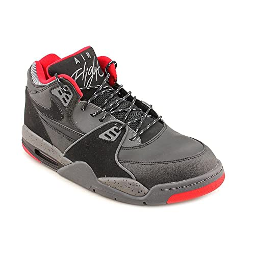 Grey Nero 89Scarpe Basket Blackblack Flight Dark Nike Air Uomo PkZiuOX