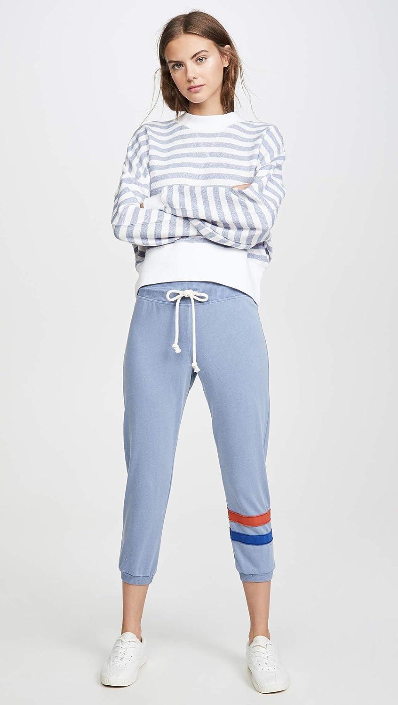 SUNDRY Womens Cuff Sweatpants