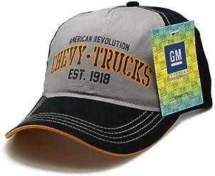 b314c86bf5e Hat - Chevy Trucks Since 1918 American Revolution Ball Cap