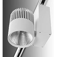 Greenice   Foco Carril LED Blanco 20W 1600Lm