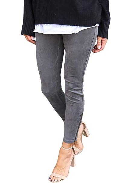 Nimpansa Mujer Pantalones Vaqueros De Mezclilla para: Amazon ...