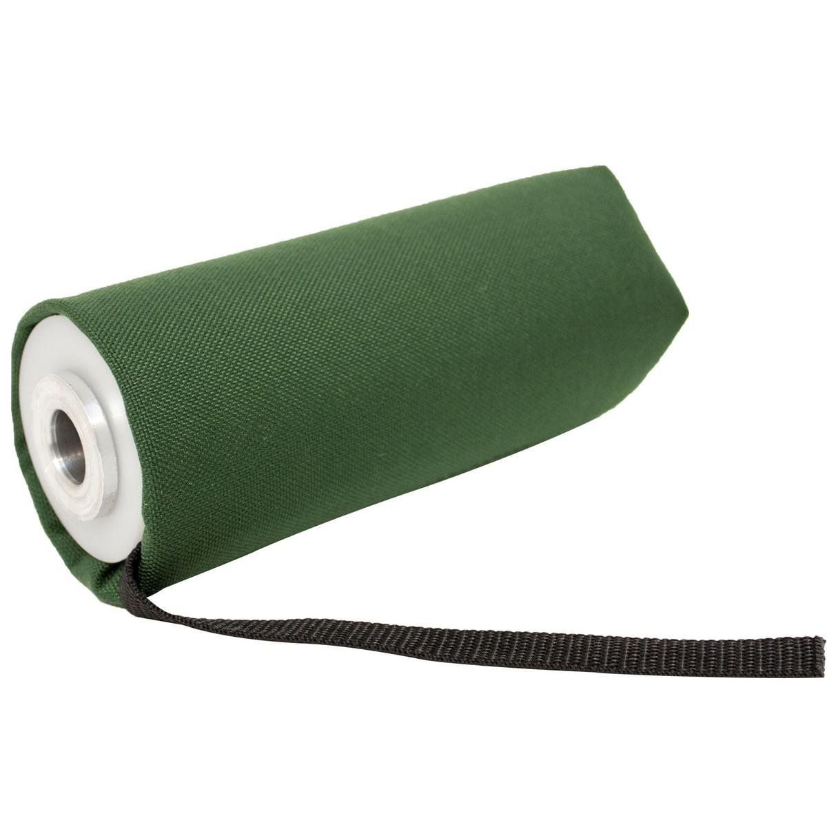 Bisley Green Canvas Dummy with Streamer for Dummy Launcher