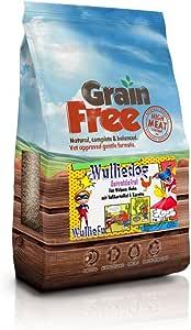 wulli Edog Grain Free para cachorros – Gallina con süßkartoffel ...