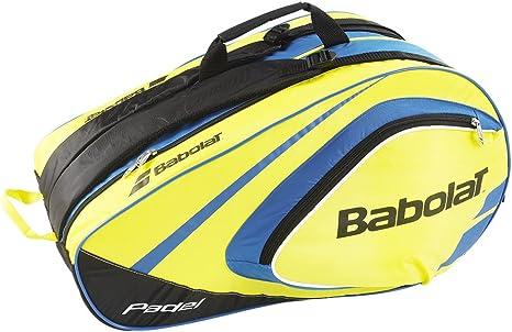Paletero Babolat RH Club Padel Amarillo: Amazon.es: Deportes y ...