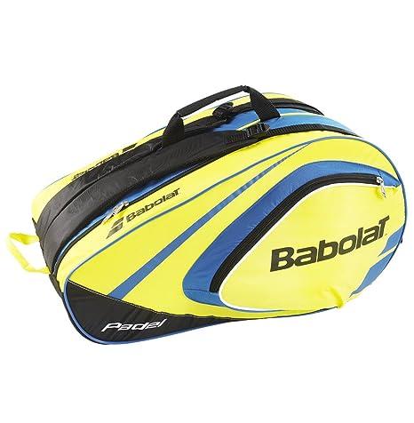 Paletero Babolat RH Club Padel Amarillo: Amazon.es: Deportes ...