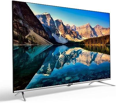Televisión de 50 Pulgadas Smart TV METZ 50MUB7000 Android TV 9,0 UHD sin Marco Google Asistente Control: Amazon.es: Electrónica