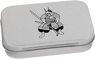 Azeeda 95mm 'Samurai' Contenitore Tin / Scatola di Latta (TT00083167)