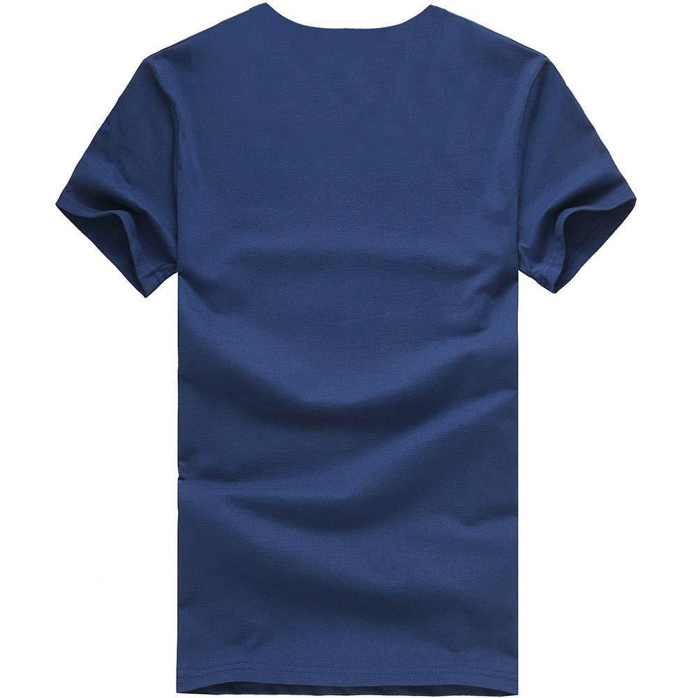 Unisex T-Shirt Men Women Printing Tees Shirt Short Sleeve Blouse
