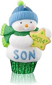 1 X Son - 2014 Hallmark Keepsake Ornament