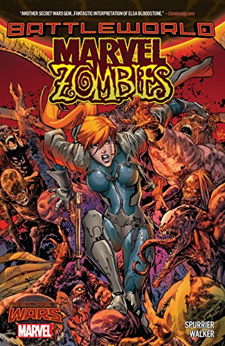Marvel Zombies: Battleworld (Marvel Zombies (2015)) (Game Of Thrones Review Beyond The Wall)