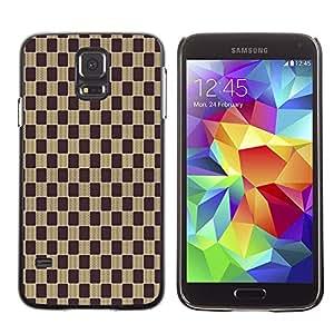 Dragon Case - FOR Samsung Galaxy S5 - Delicate texture - Caja protectora de pl??stico duro de la cubierta Dise?¡Ào Slim Fit