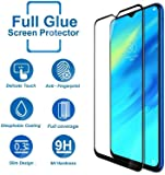 Remembrand 9H+ High Definition Edge To Edge Tempered Glass for : Realme 2 Pro, Realme U1 (Pack of 1, Black)