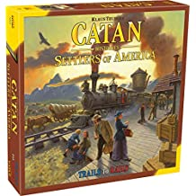 Mayfair Games MFG3203 Catan Histories Settlers of America Trails to Rails