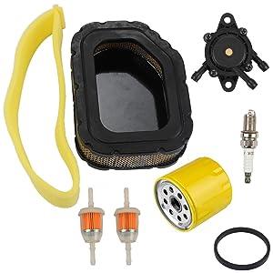 Butom 32 083 03-S 32 883 03-S1 Air Filter with Tune Up Kit for Toro John Deere Cub Cadet LT1045 LTX1046 Lawn Mower Kohler SV710 SV715 SV720 SV730 SV735 SV810 SV820 SV840 Engine