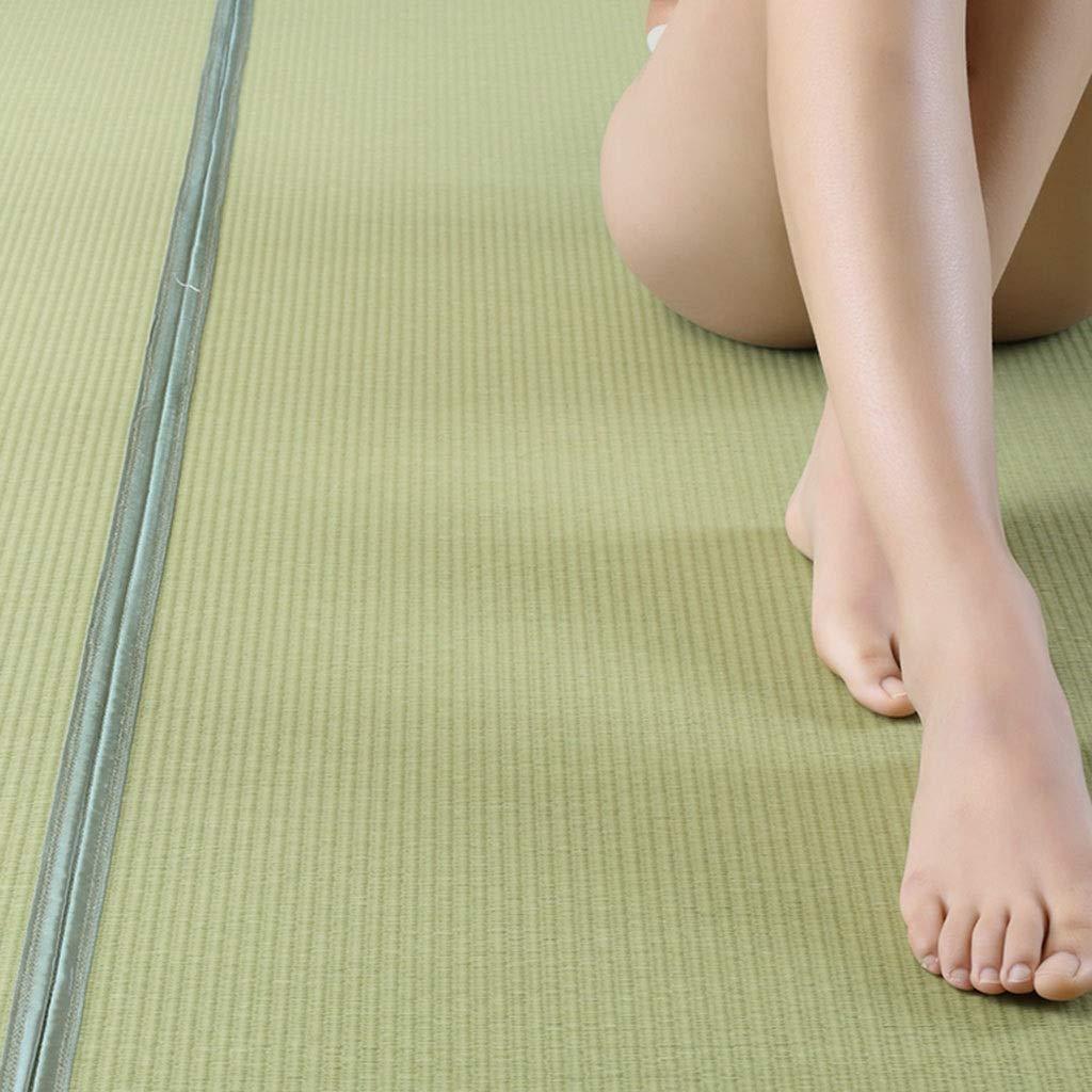 Amazon.com: Colchoneta de pajita para yoga, esponja natural ...