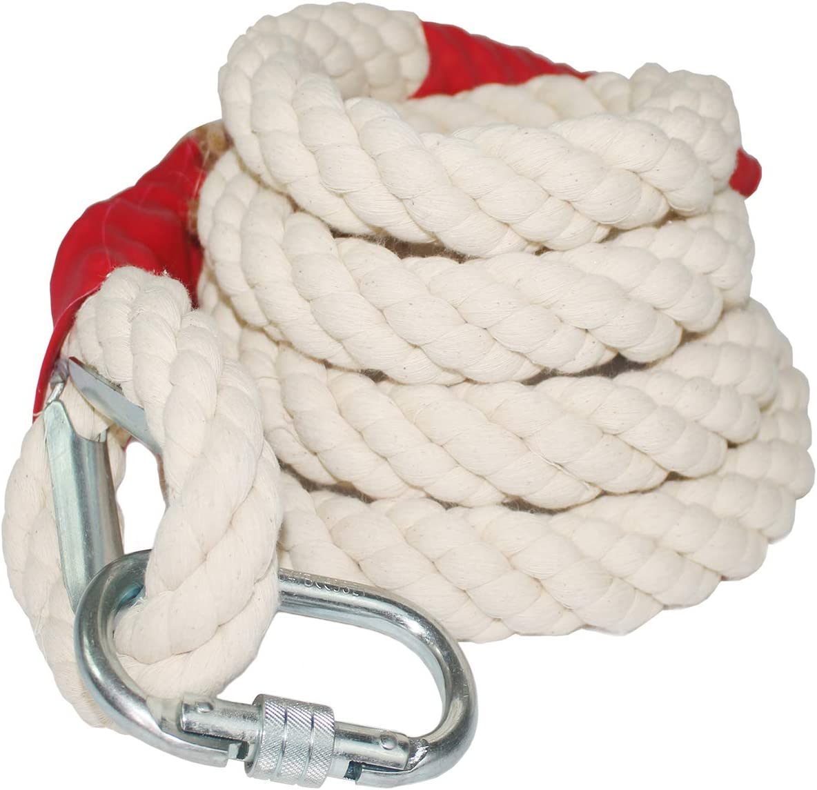 XMYANG Gym Climbing Rope - Heavy Duty Workout Rope for Home - Exercise Training Rope - Kids Tree Climbing Rope