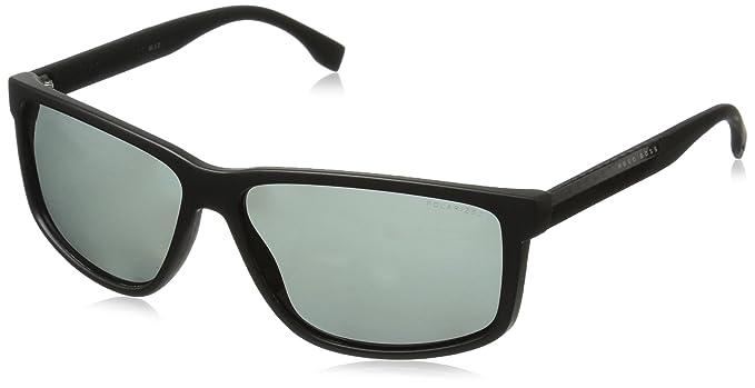 bbcb37a053 BOSS 0833/S RA HWM 60 Montures de lunettes, Noir (Blk Crbnblk/Grey Pz),  Homme: Amazon.fr: Vêtements et accessoires