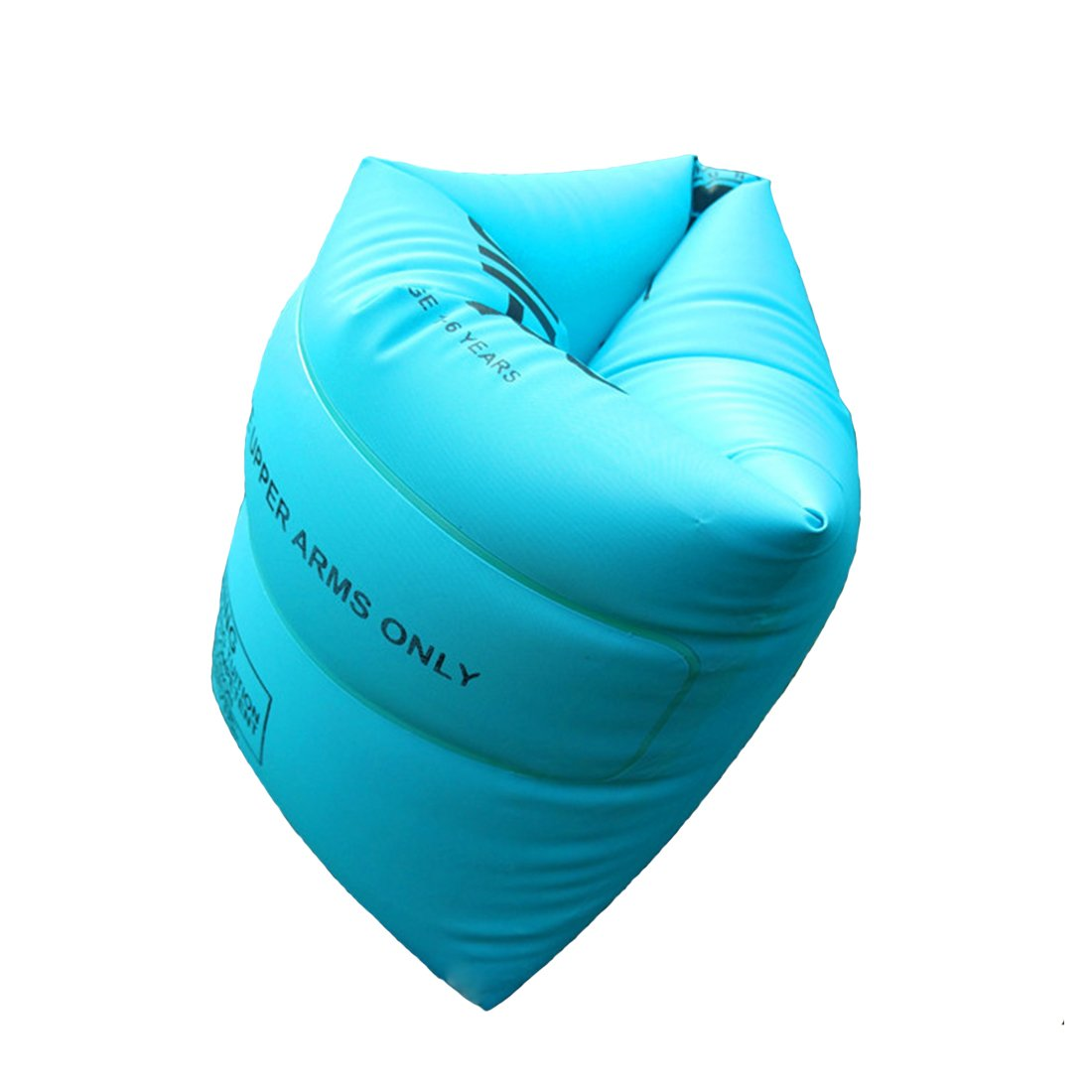 Nankoo Inflatable Roll Up Armband Thickened Floating Sleeves Swimming Rings Tube Armlets for Kids and Adult Beginners