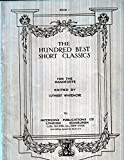 img - for The Hundred Best Short Classics for the Pianoforte Book 1 book / textbook / text book