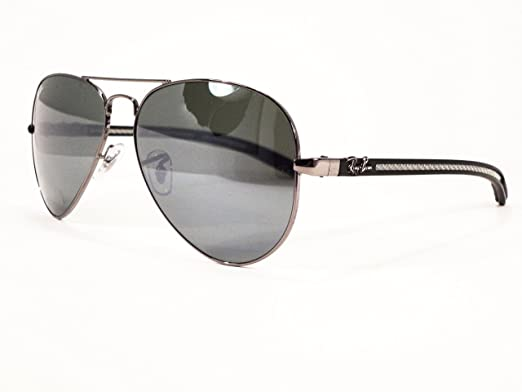 12cb88c301d ... promo code for new authentic ray ban tech sunglasses 8307 carbon fibre 004  40 58 gunmetal ...