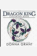 Dragon King Coloring Book
