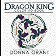 Dragon King Coloring Book