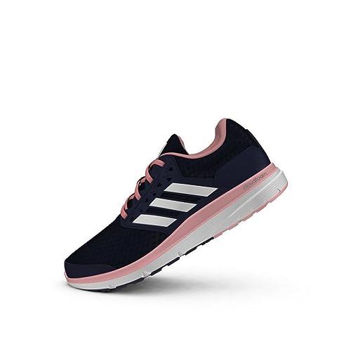 adidas Galaxy 3 W Damen Laufschuhe, Grau – (grimedFtwbla