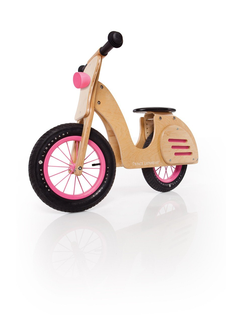 Prince Lionheart 7602 Whirl Balance Scooter (Natural/Pink)