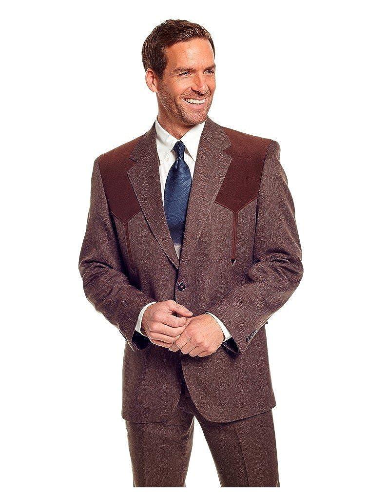 Circle S Men's Boise Western Suit Coat Short, Reg, Tall - Qrcc29 91 41 072046