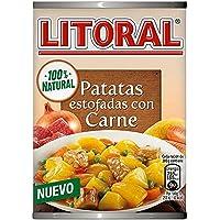 LITORAL Guiso de Patatas Estofadas con Carne