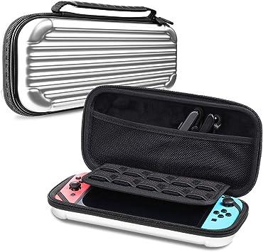saffe Nintendo Switch funda rígido de bolsa de viaje/bolsa/Carcasa ...