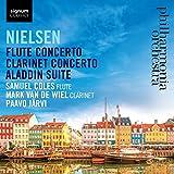 Carl Nielsen: Flute Concerto, Clarinet Concerto, Aladdin Suite
