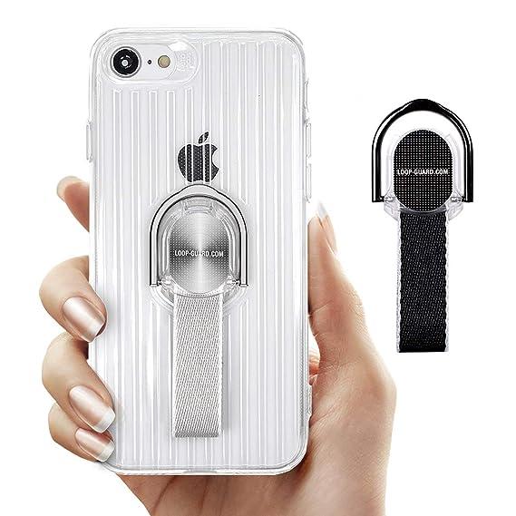 iphone 8 case finger holder
