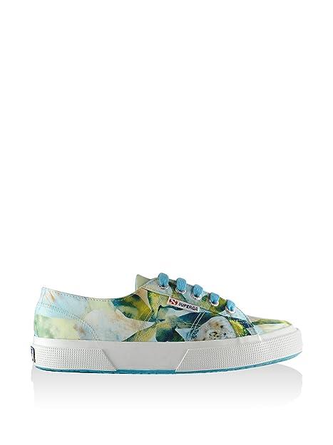 Superga 2750-Fabricw Bahamas - Zapatillas para Mujer: Amazon.es: Zapatos y complementos